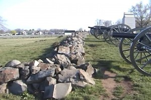 The 14th's poisition at Gettysburg